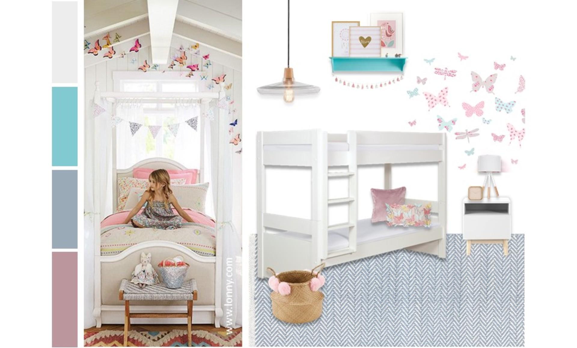 Jannes girls bedroom