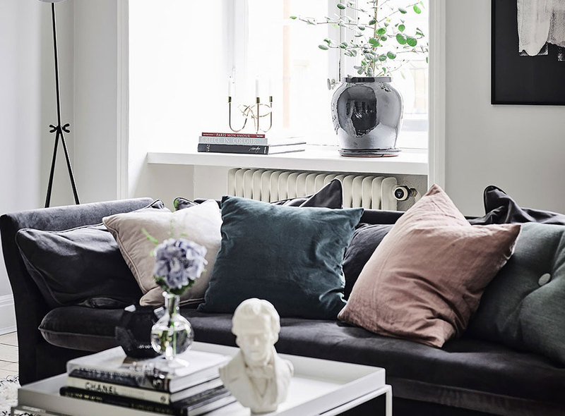 Styleminimalism home inspiration decorating with velvet 002