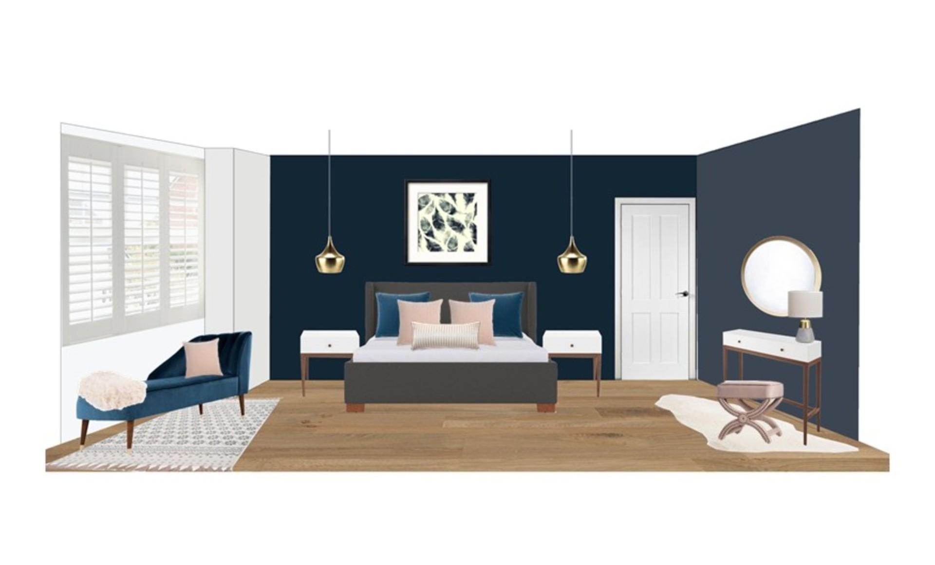 Milli master bedroom 2d
