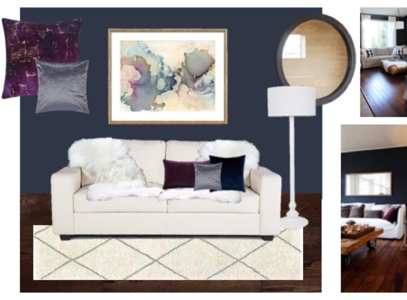 Chapman livingroomdiner moodboard