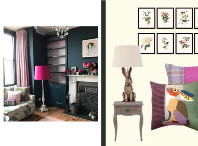 Amelia livingroom feb2019 moodboard