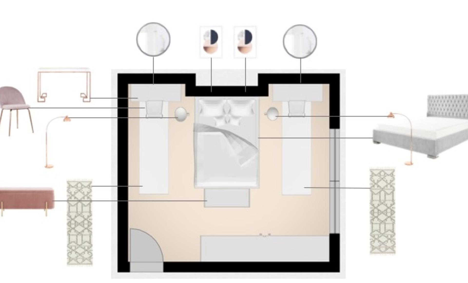 Mbr oliviatw bedroom floorplan