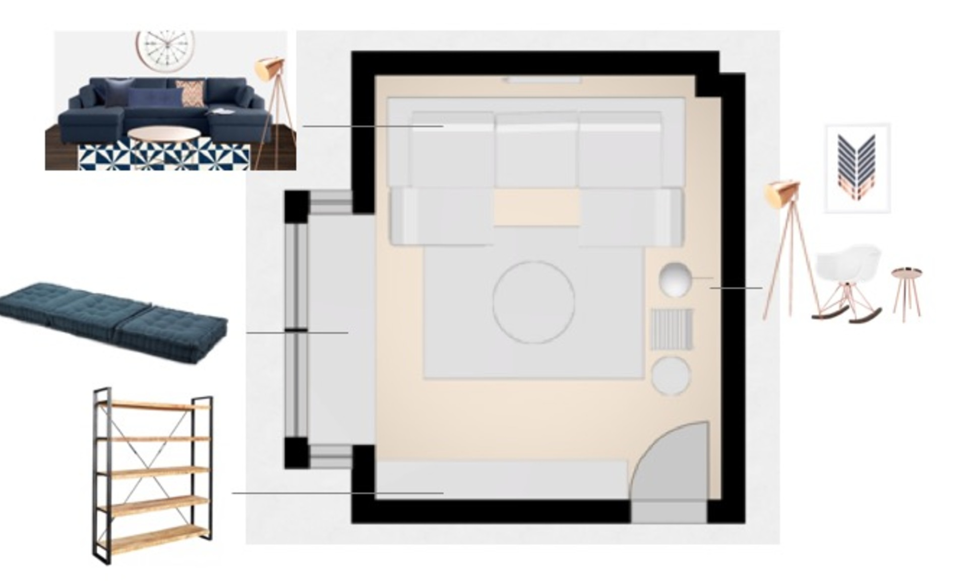 Jb michalstein teenden floorplan