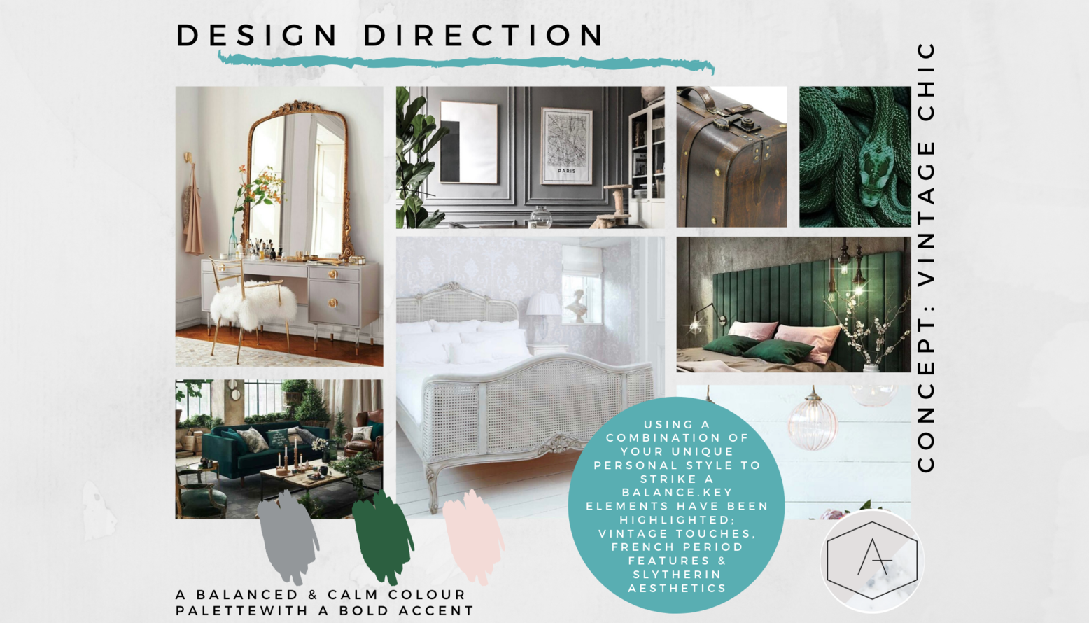 Amy pearce image design direction