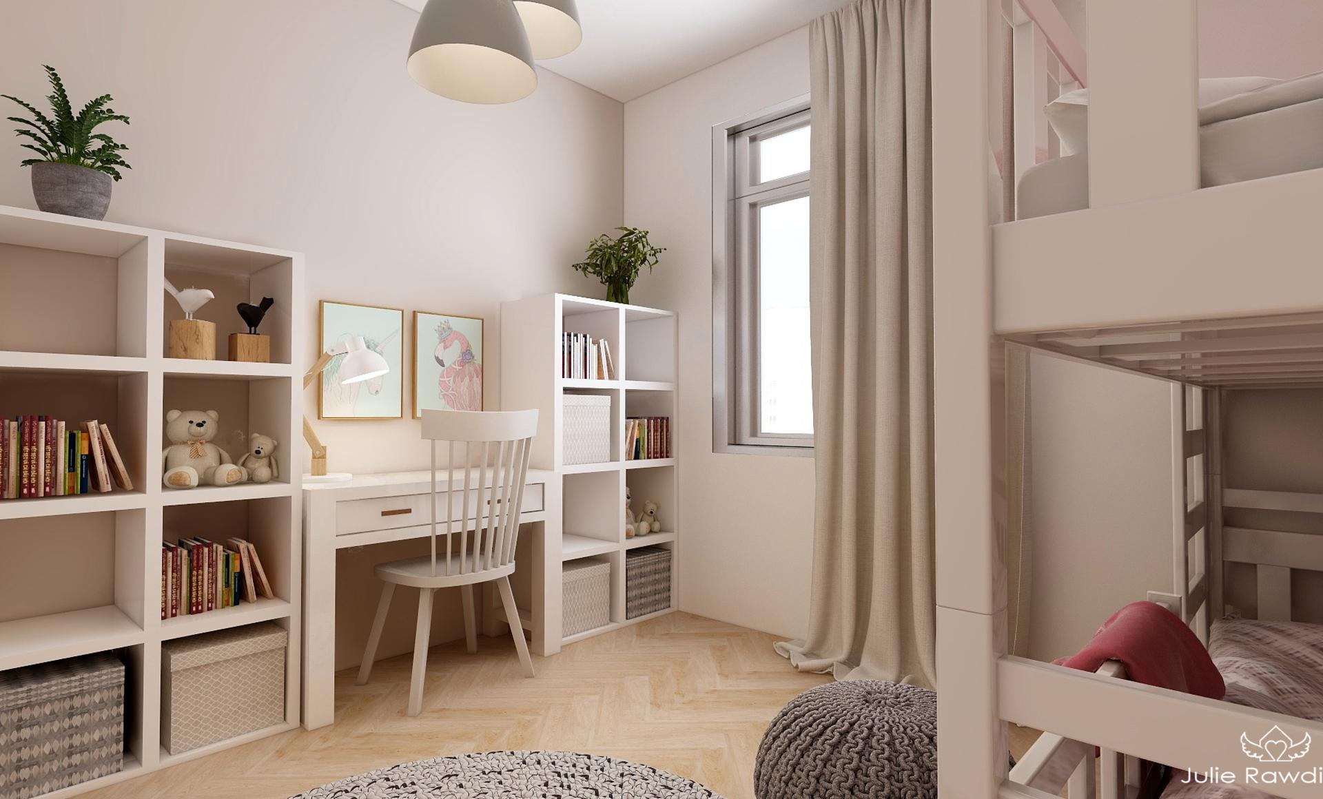 Girl room design 07