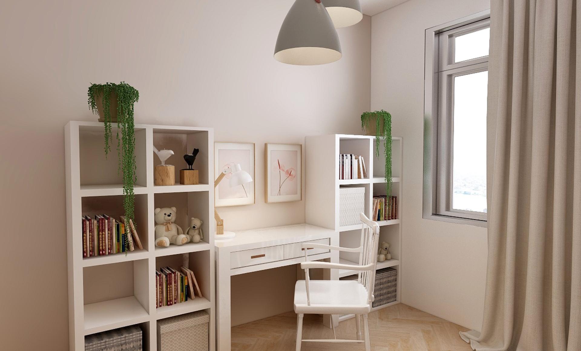 Girl room design 01