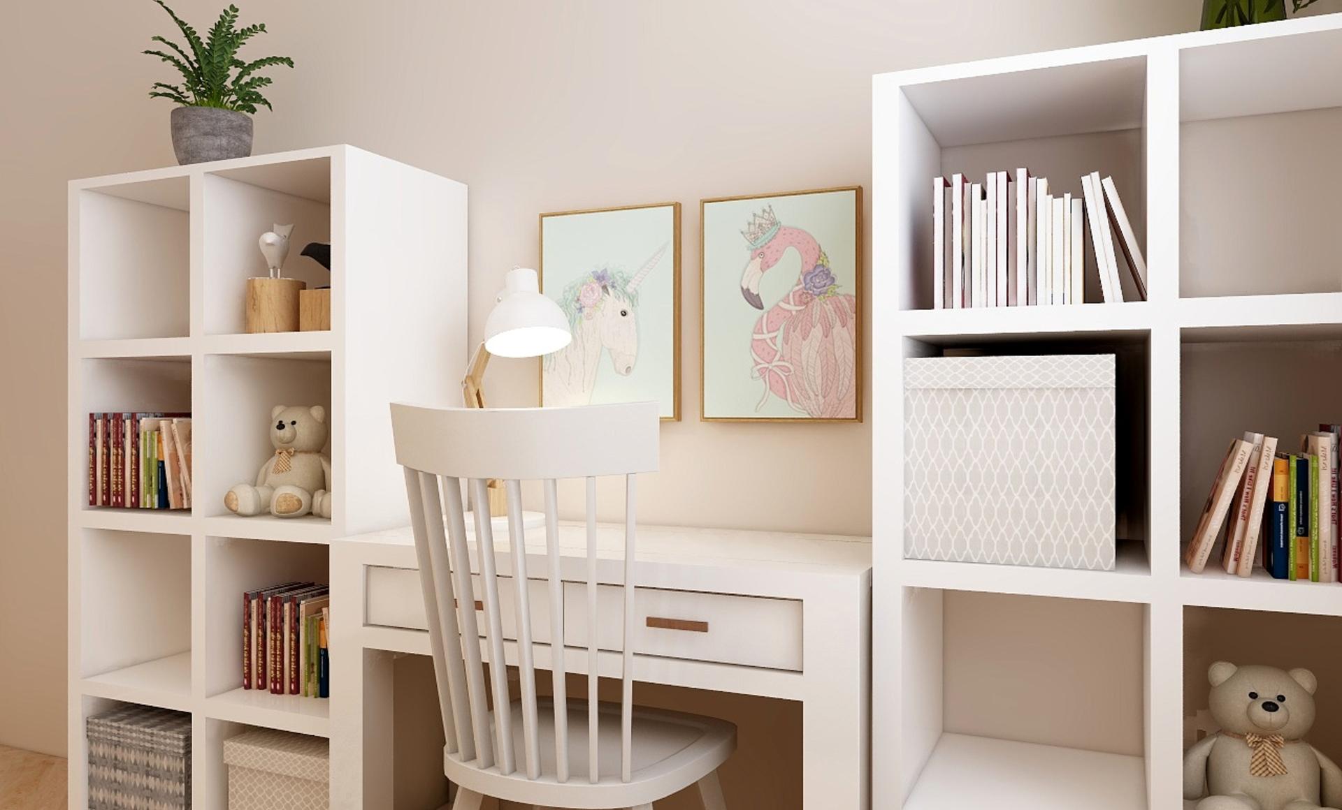 Girl room design 04