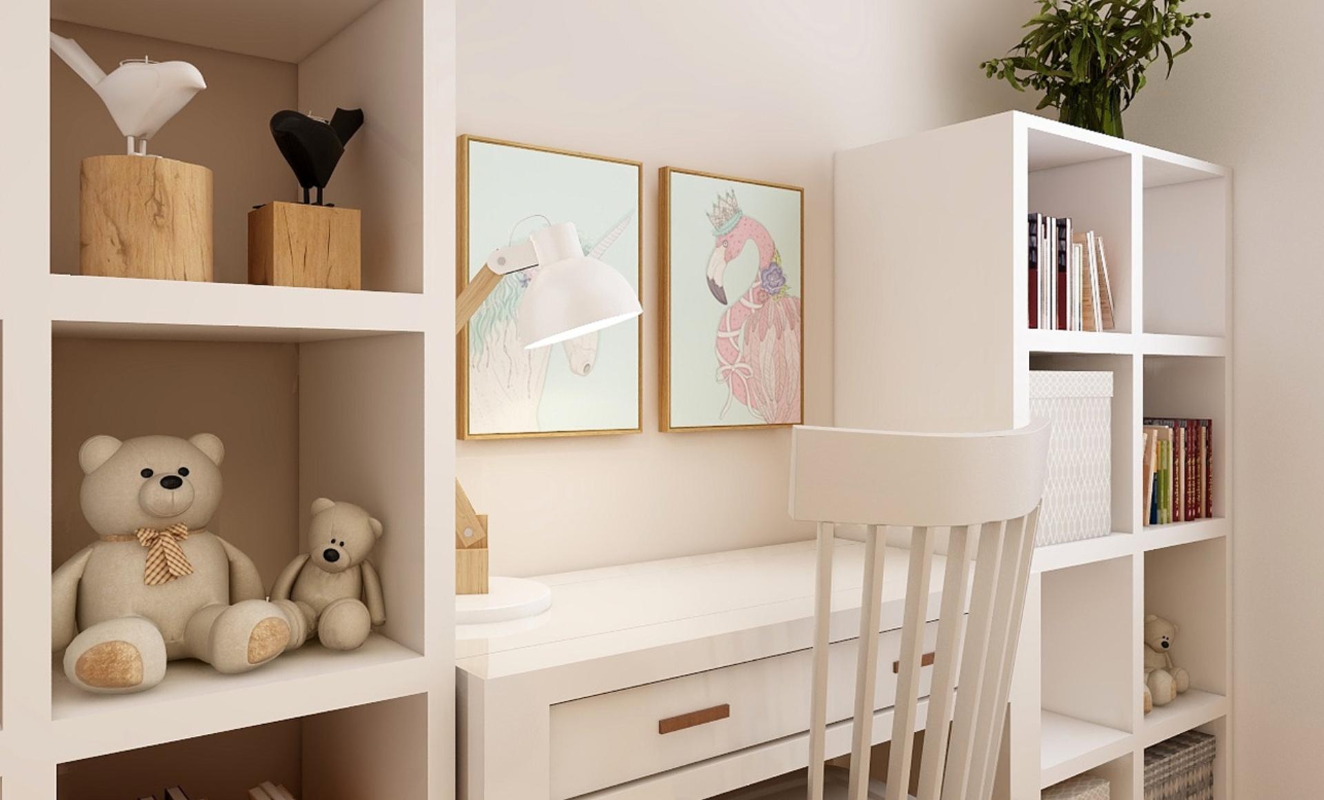 Girl room design 05