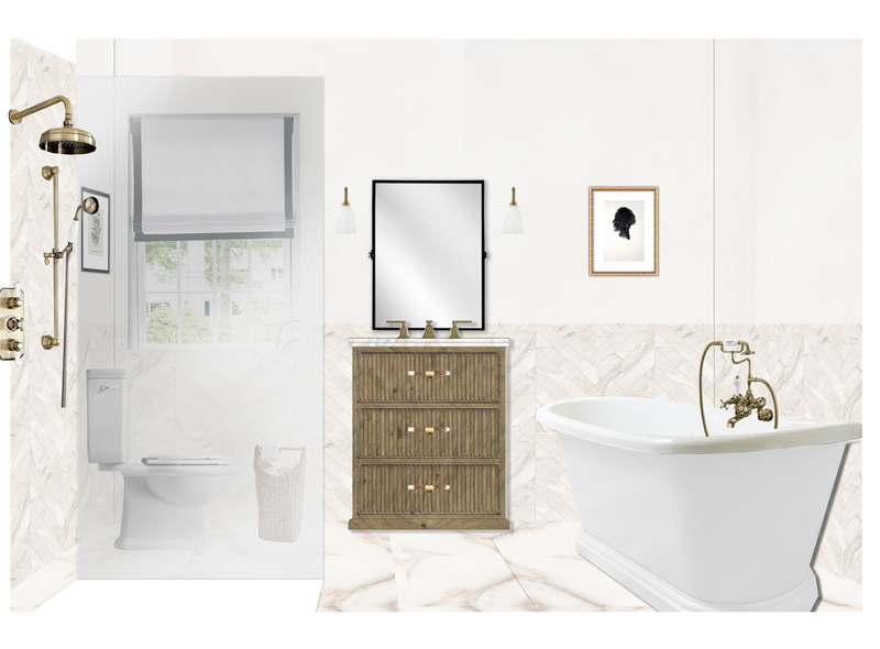 Bathroom vanity 06