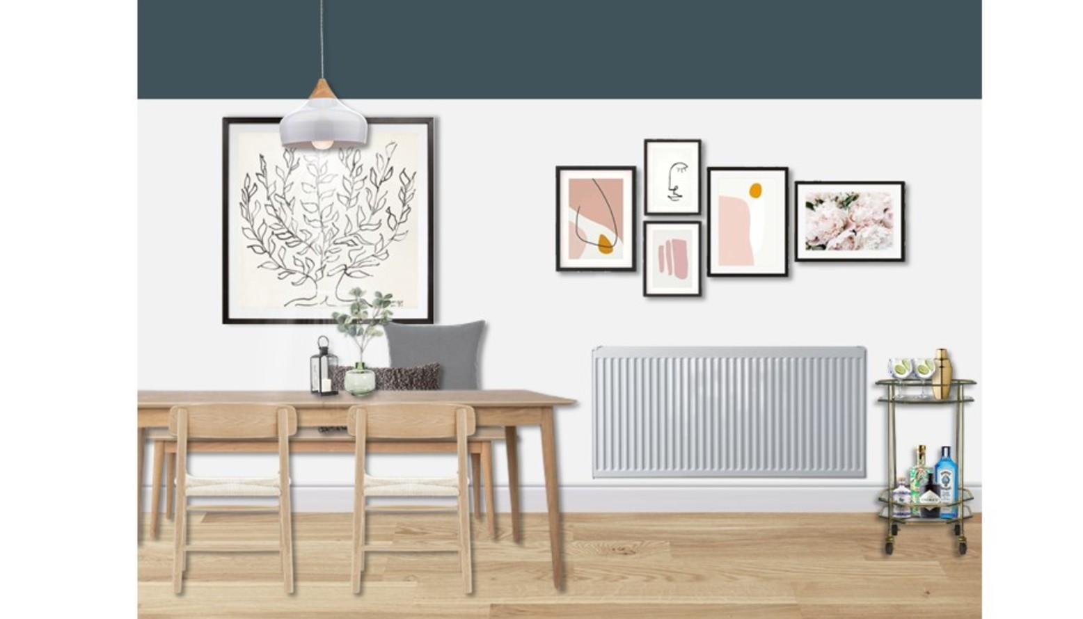 L flat   kitchen dining vis 1