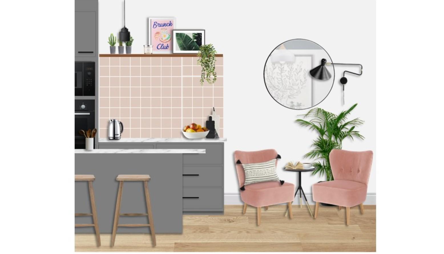 L flat   kitchen dining vis 3