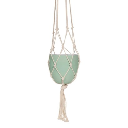 Mint green metal hanging planter 1000 13 21 169146 1