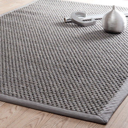 Bastide sisal woven rug in grey 200 x 300 cm 1000 15 14 169590 1