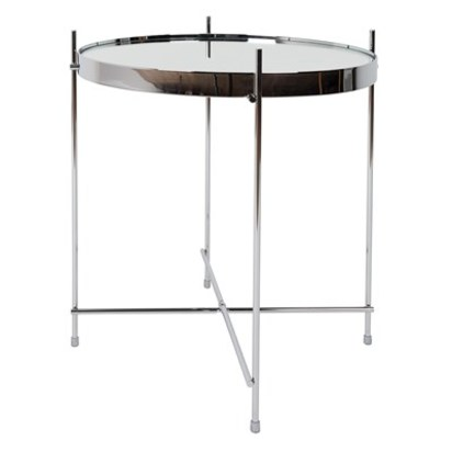 Silver cupid table