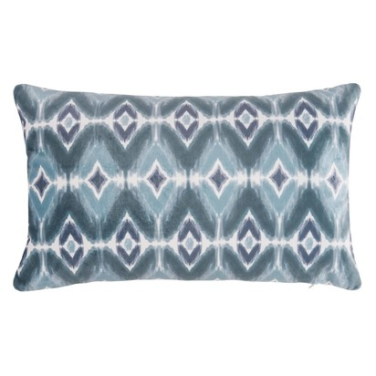Green cushion with ethnic motifs 50 x 30 cm 1000 2 29 175017 1