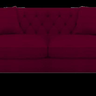 Handmade british sofa abbotsbury large sofa front omega pitaya frontwhite 1000x500