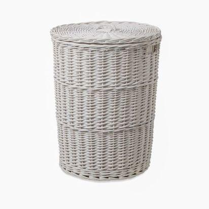 White willow storage bedroom storage laundry basket gallery 1