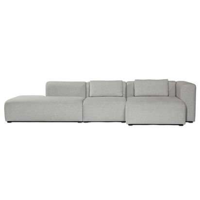 Mags chaise lounge short modular element 8261 right divina melange 2 120 hay hay clippings 1654071