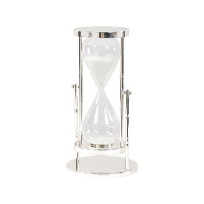 Cosford silver revolving desk sandtimer 27555 p
