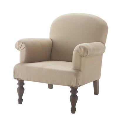 Linen armchair 1000 3 12 115960 1