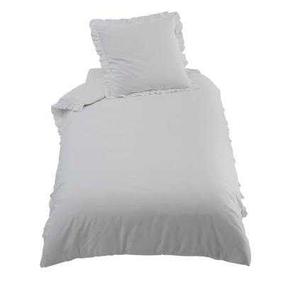 Anais cotton bedding set in ecru 140 x 200cm single 1000 9 20 142741 6