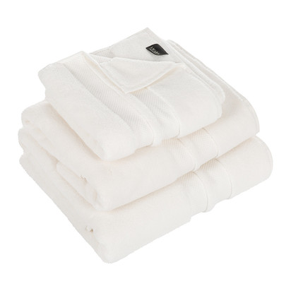 Super soft cotton towel ivory hand towel 151324