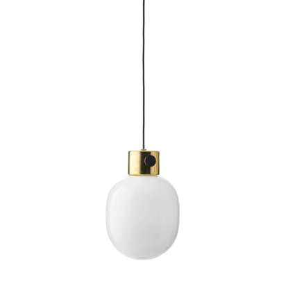 Jwda metallic pendant light mirror polished brass menu jonas wagell clippings 8512361