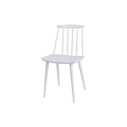 J77 chair white hay folke palsson clippings 1286071