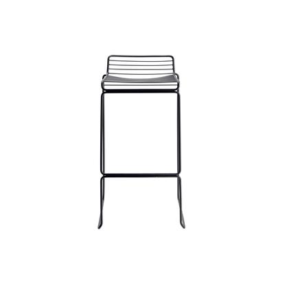 Hee bar stool black low hay hee welling clippings 1297471