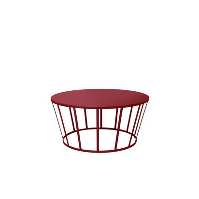 Hollo coffee table burgundy petite friture amandine chhor aissa logerot clippings 1502781