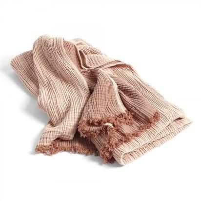 Crinkle bedspread set of 2 hay clippings 9358481