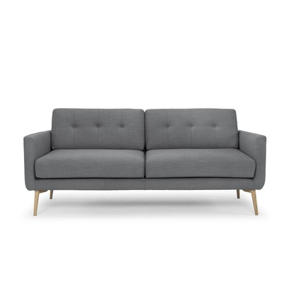 Primrose hill large sofa reading 013 steel grey oak legs front
