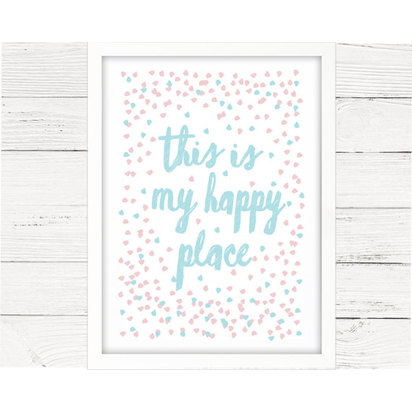 Happy place etsy