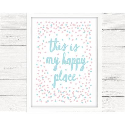 Happy place etsy