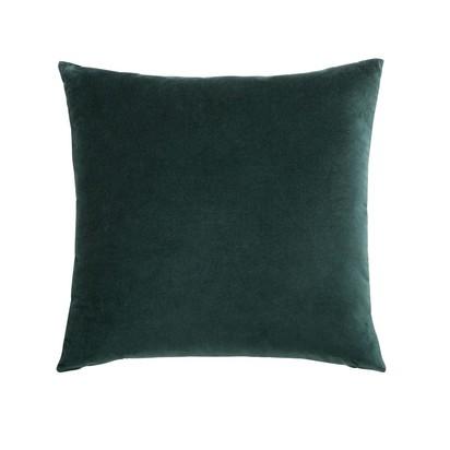 Emerald green velvet cushion 45x45 1000 12 29 177764 1