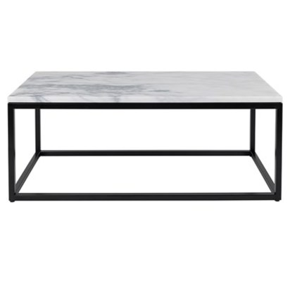Marble large coffee table