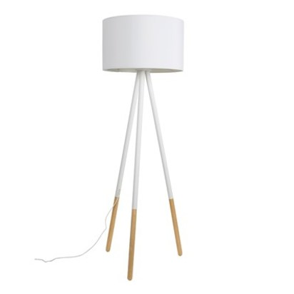 Highland floor lamp white cutout