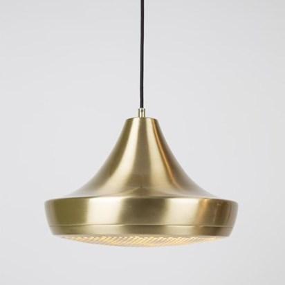 Gringo brass pendant lamp