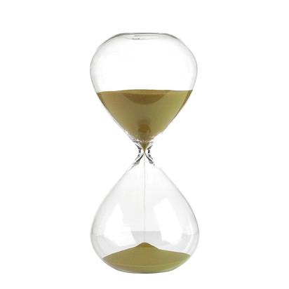 Sandglass ball gold medium 938408