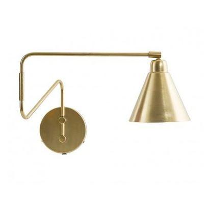 Brass lamp long