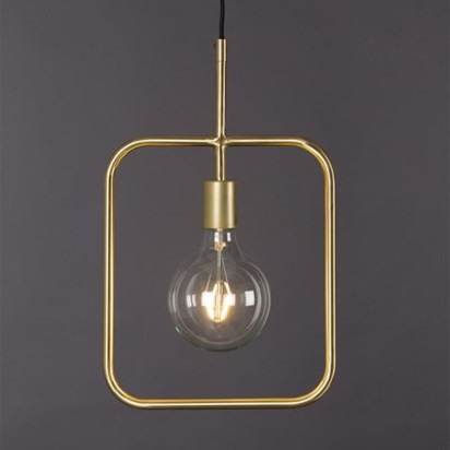 Stylish contemporary ceiling light