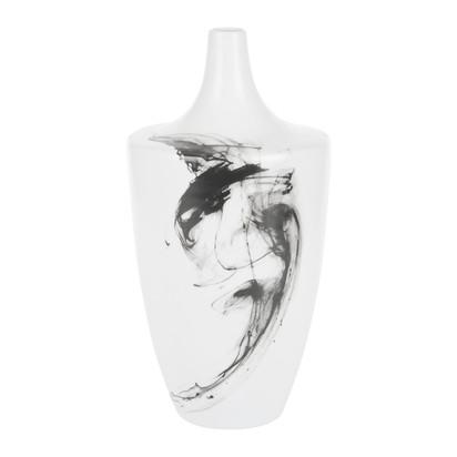 Allen ink stain vase tall 399037
