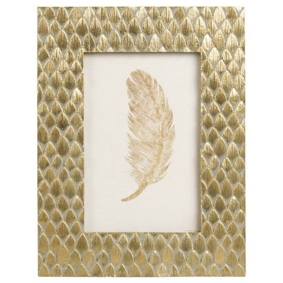 Gold photo frame 10 x 15 cm 1000 12 10 173276 10