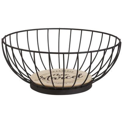 Black metal fruit bowl 1000 1 26 179606 1
