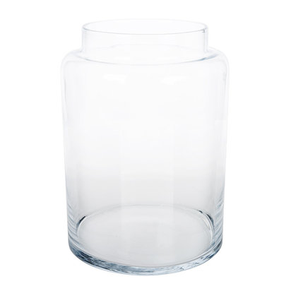 Con collo glass vase large 846064