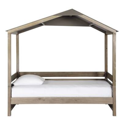 90 x 190 childs hut bed forest 1000 14 5 150311 5