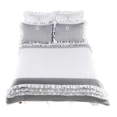 Raphael cotton bedding set in white 220 x 240cm 1000 8 8 131741 8