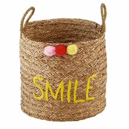 Maya basketwork embroidered basket 1000 15 9 171307 1
