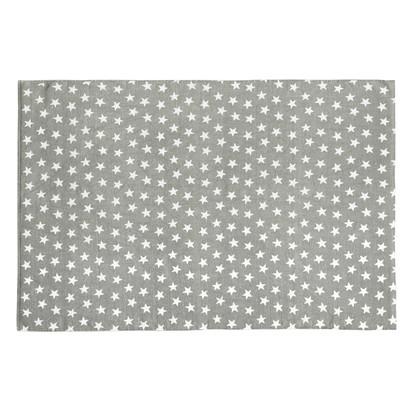 Star cotton rug in grey 120 x 180cm 1000 3 17 142820 6