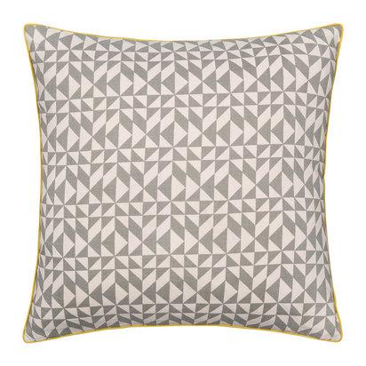Terrazzo cushion 50x50cm grey 203696
